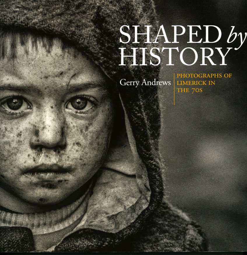 Shaped by History: Gerry Andrews