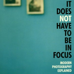 Why it does not have to be in focus, GOP Photobooks site