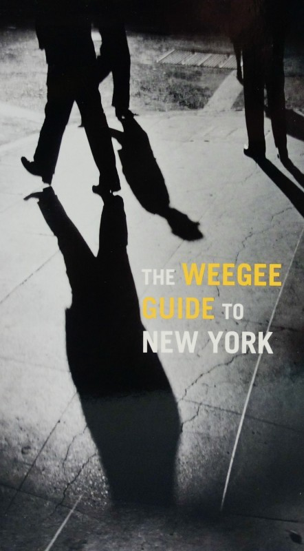 The Weegee guide to New York: Philomena Mariani & Christopher George