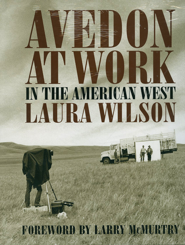 Avedon At Work In the American West: Laura Wilson
