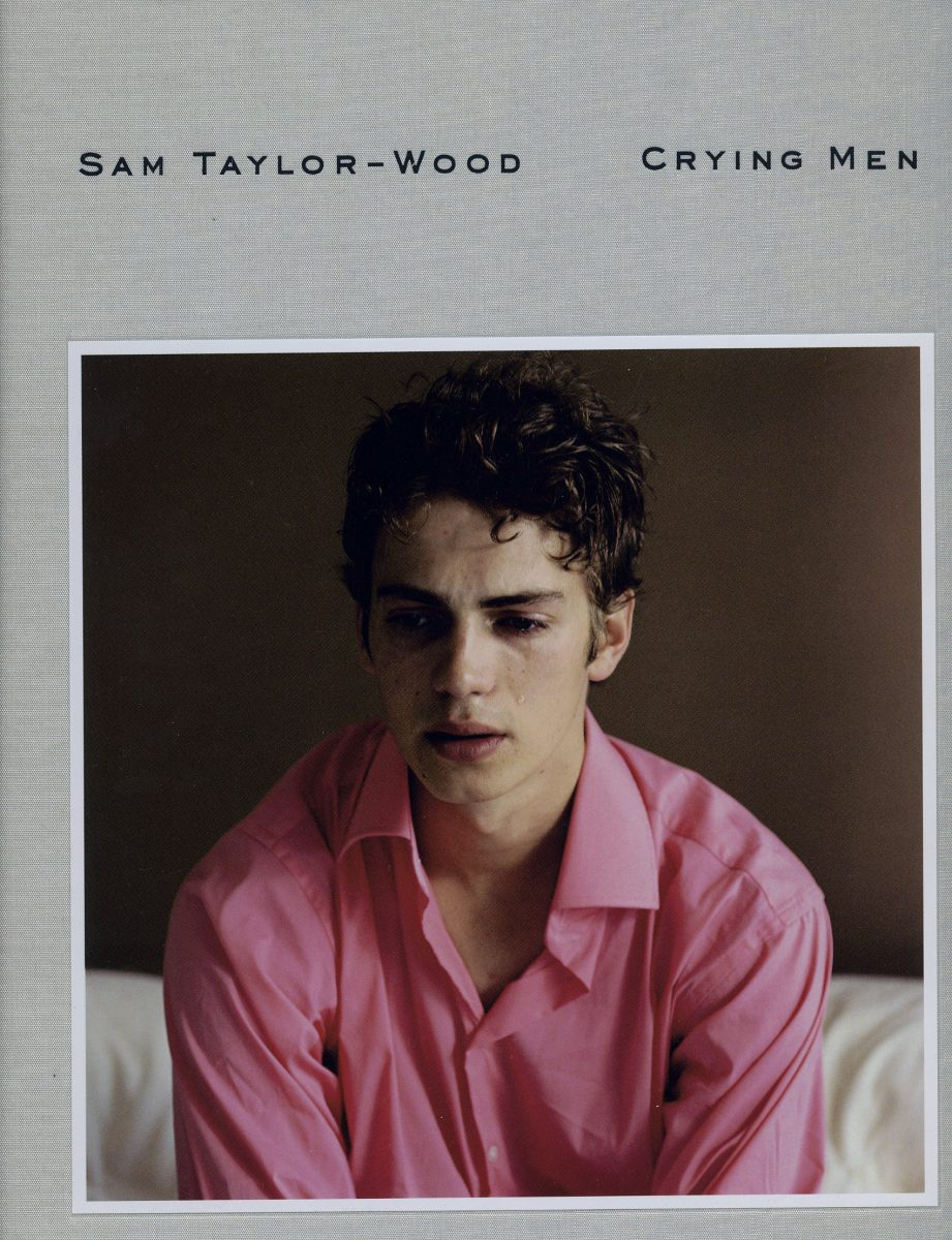 Crying Men by Sam Taylor Wood