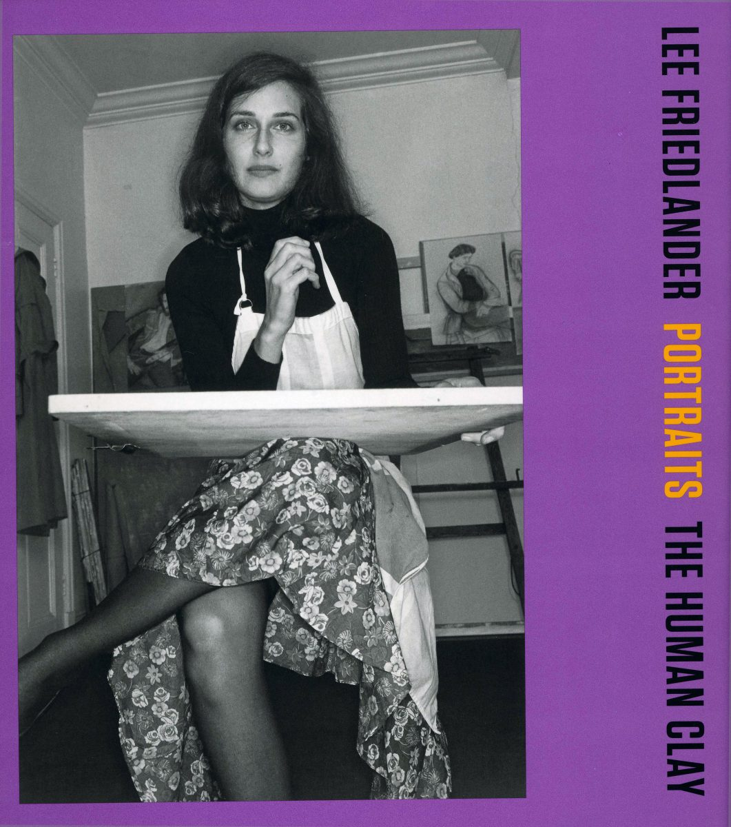 Portraits, The Human Clay by Lee Friedlander