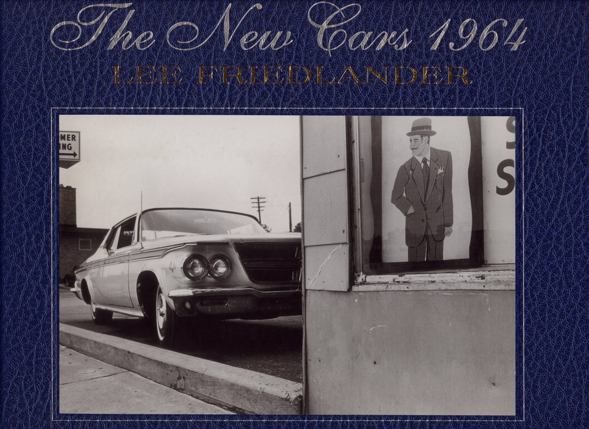 The New Cars 1964 by Lee Friedlander