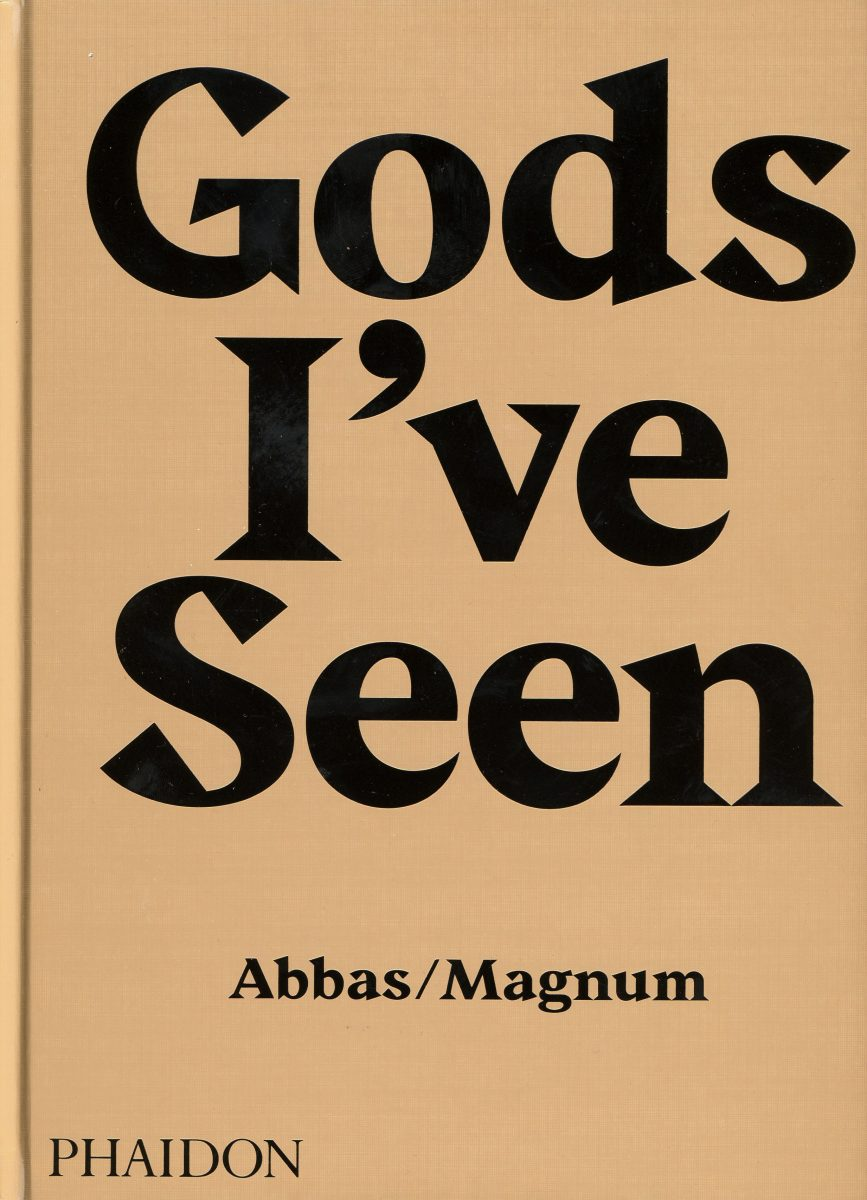 Gods I've seen by ABBAS (Travels Among Hindus)