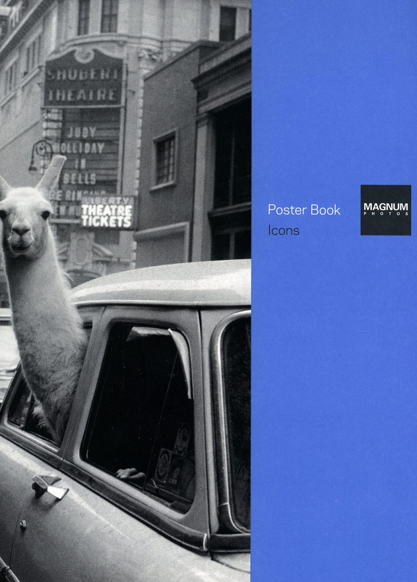 Poster Book by Magnum Photos (Icon)