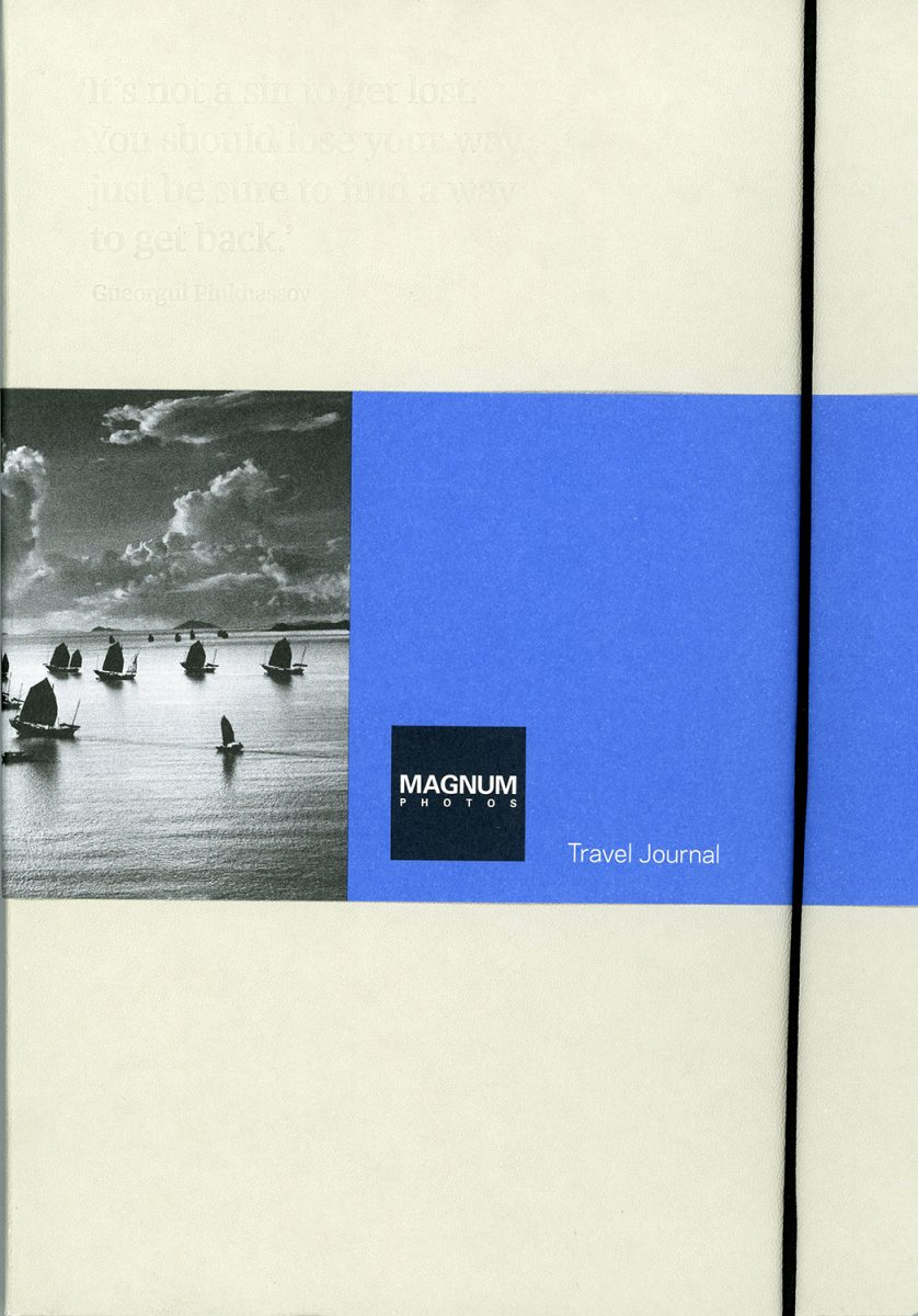 Travel Journal by Magnum Photos