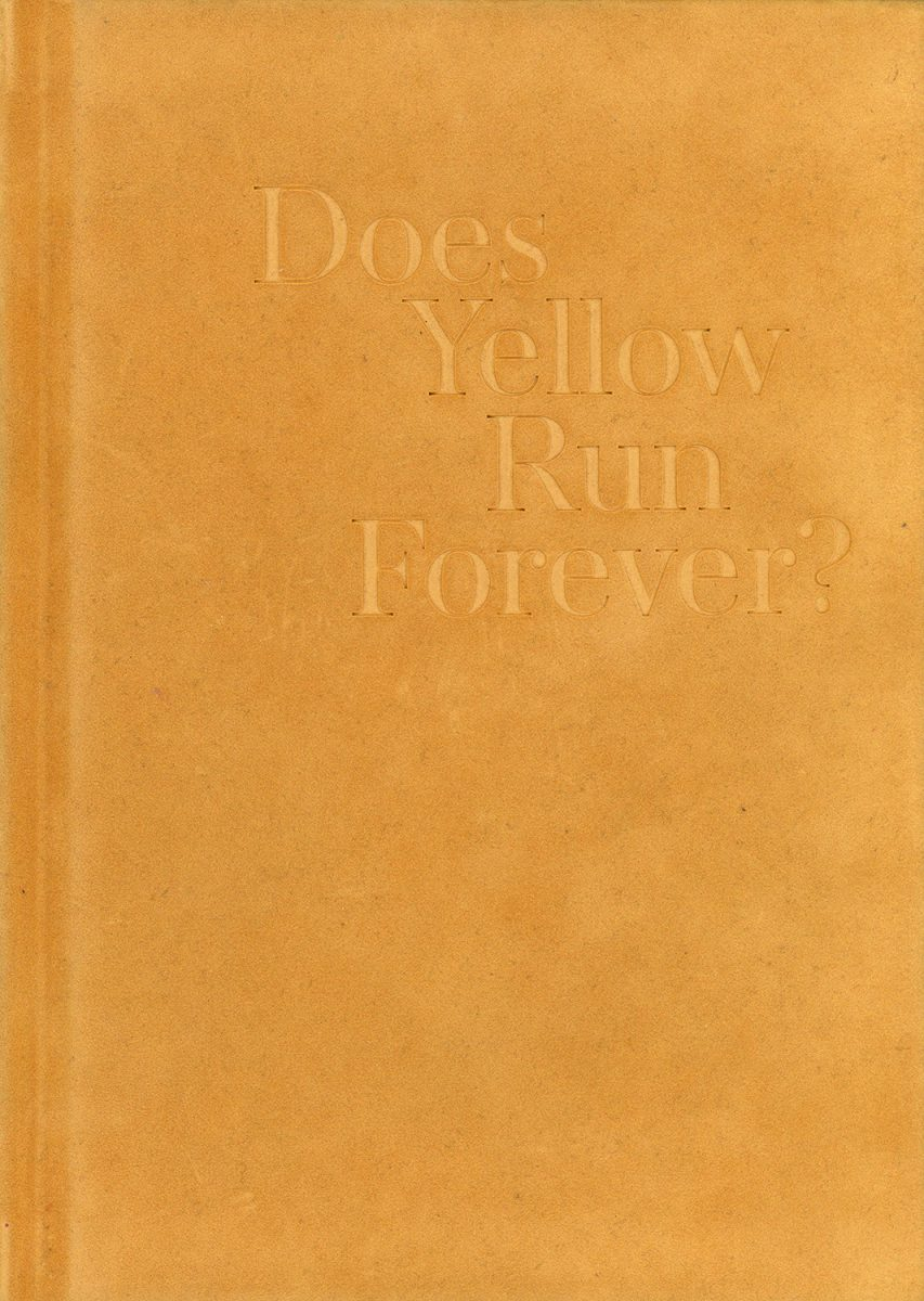 Does Yellow Run Forever? by Paul Graham