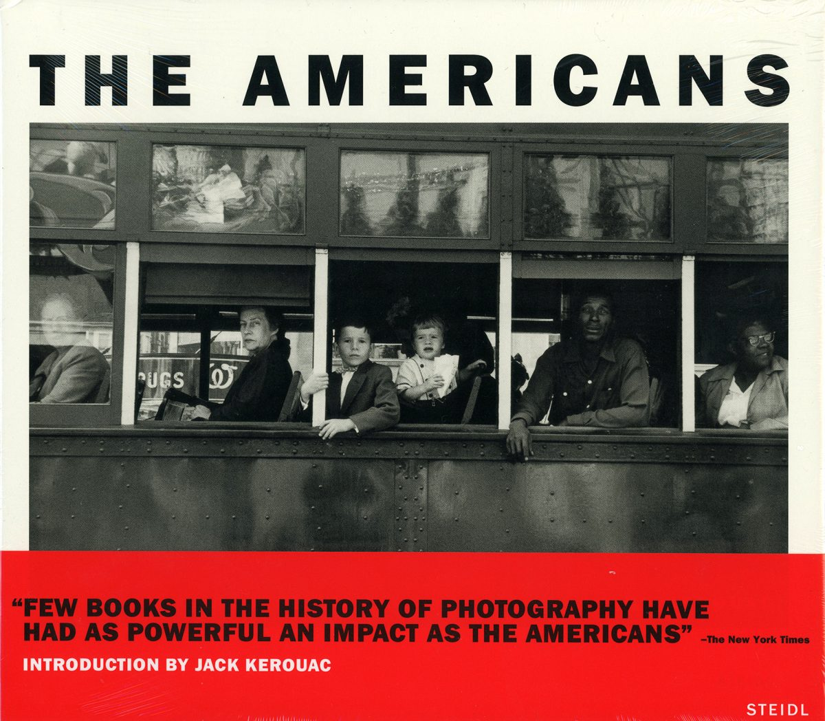 THE AMERICANS by Robert Frank