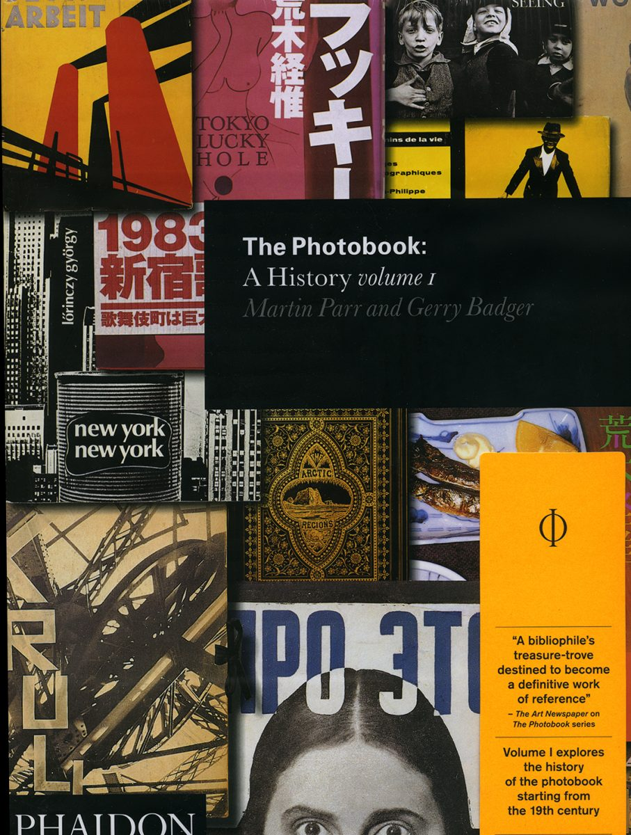 The Photobook: A History (Volume 1) by Martin Parr and Gerry Badger