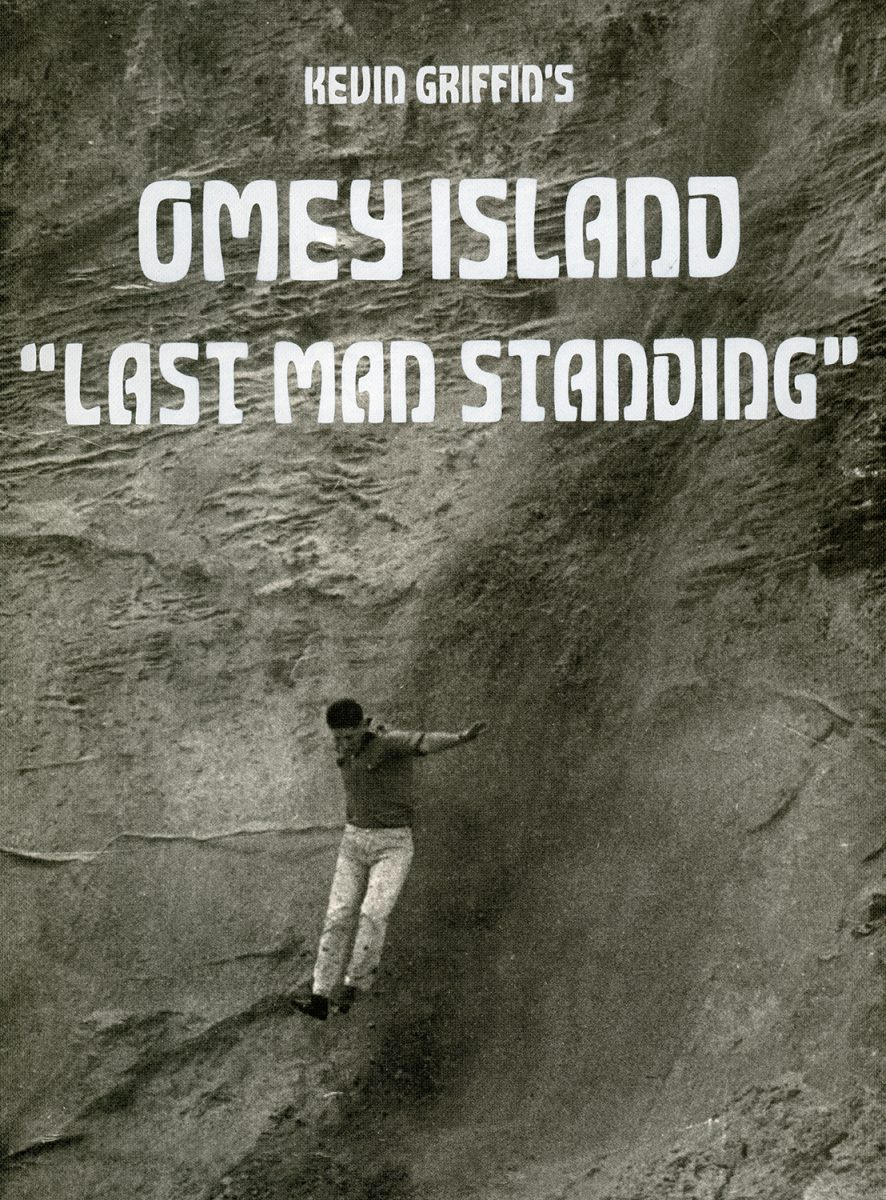 Omey Island: Last Man Standing by Kevin Griffin