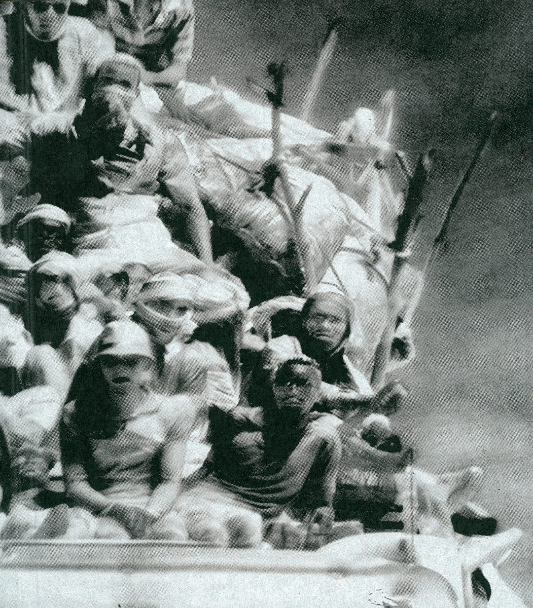 Incoming by Richard Mosse